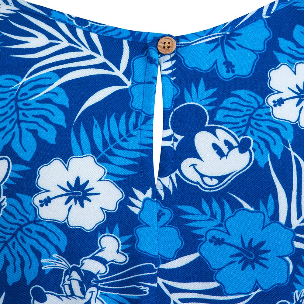 Mickey Mouse and Friends Aloha Dress for Women – Disney Hawaii