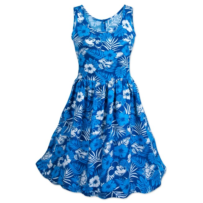 Mickey Mouse and Friends Aloha Dress for Women – Disney Hawaii