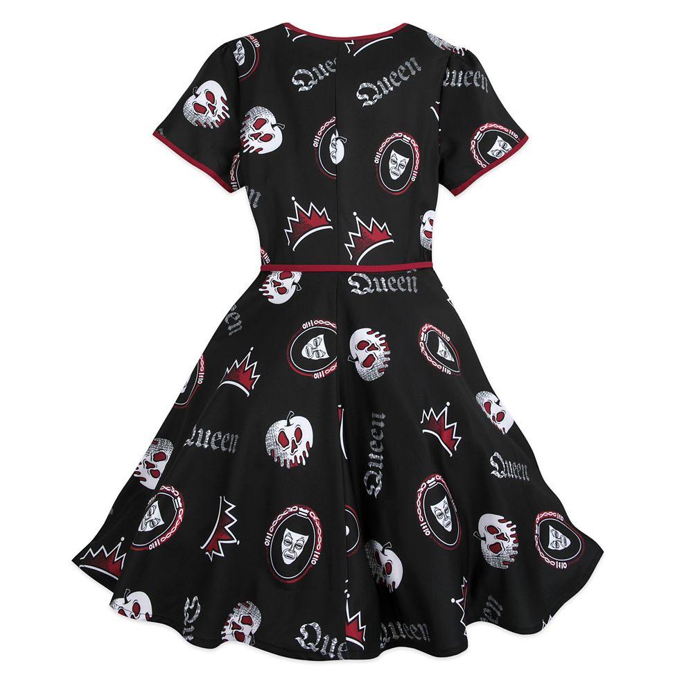 Evil Queen Wrap Dress for Women
