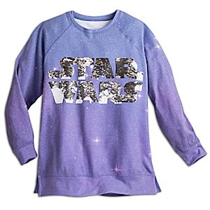 Star Wars Fleece Pullover for Women