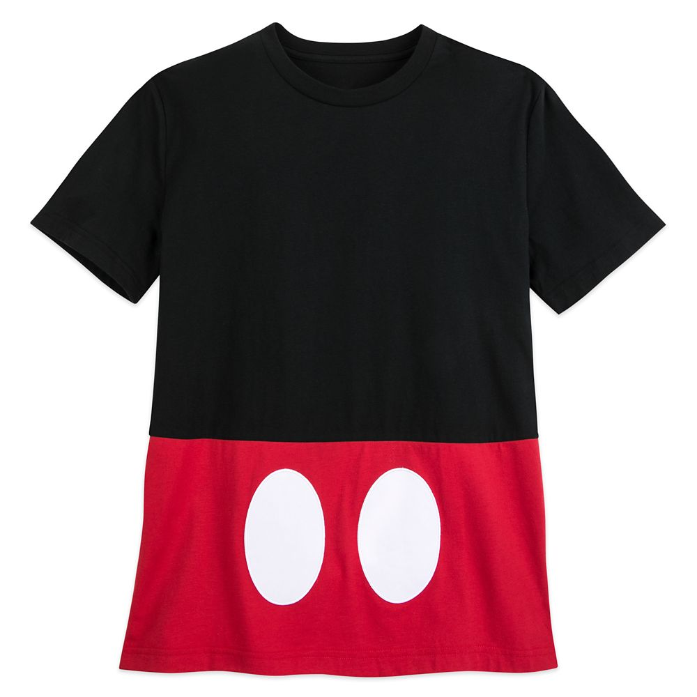 Mickey Mouse Costume T-Shirt for Men