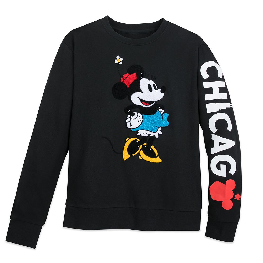 Minnie Mouse Pullover Sweatshirt for Women – Chicago
