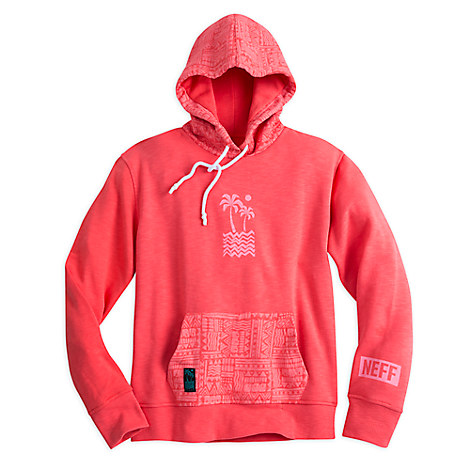 Disney Moana Hooded Pullover for Women by Neff
