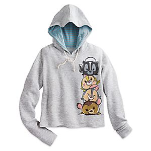 Bambi ''Tsum Tsum'' Hooded Pullover for Juniors