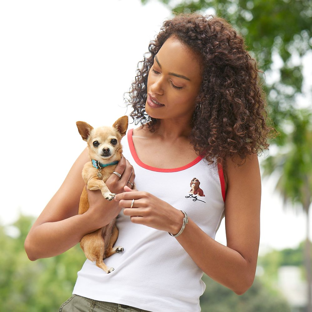 Lady Tank Top for Women – Oh My Disney
