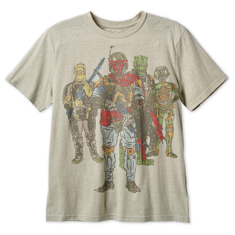 Bounty Hunter T-Shirt for Adults – Star Wars