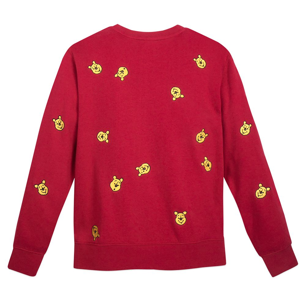 Winnie the Pooh Pullover Sweater for Adults