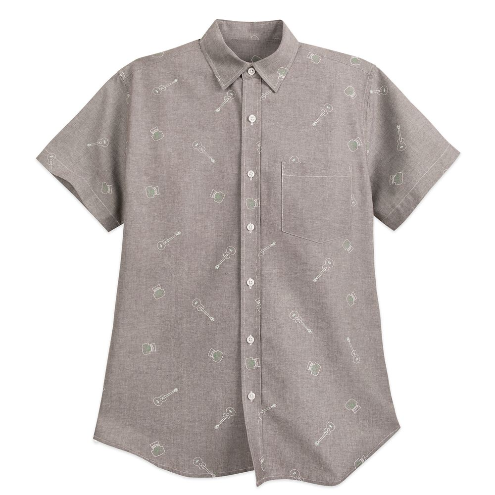 Coco Button-Up Shirt for Men