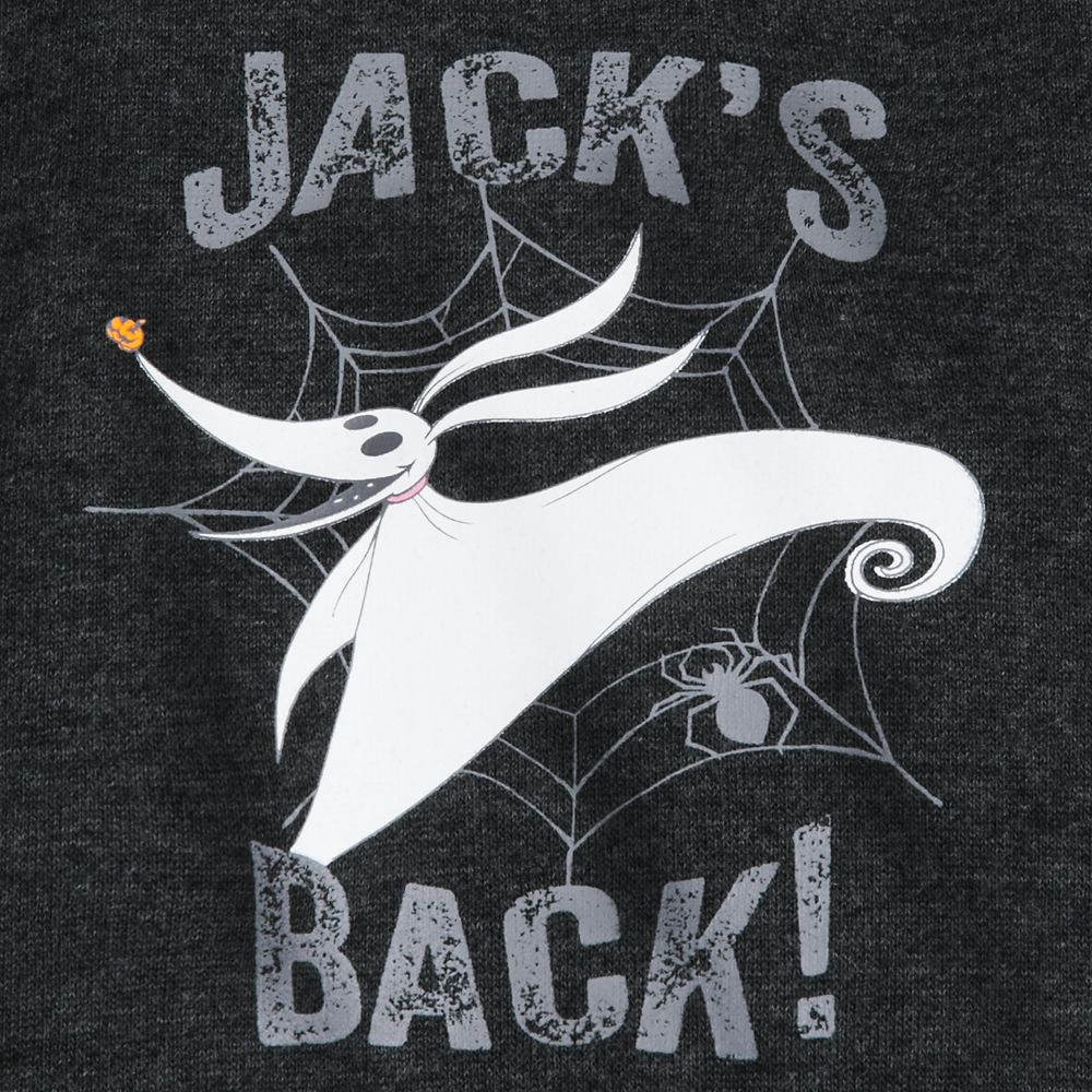 The Nightmare Before Christmas Zip Hoodie for Adults