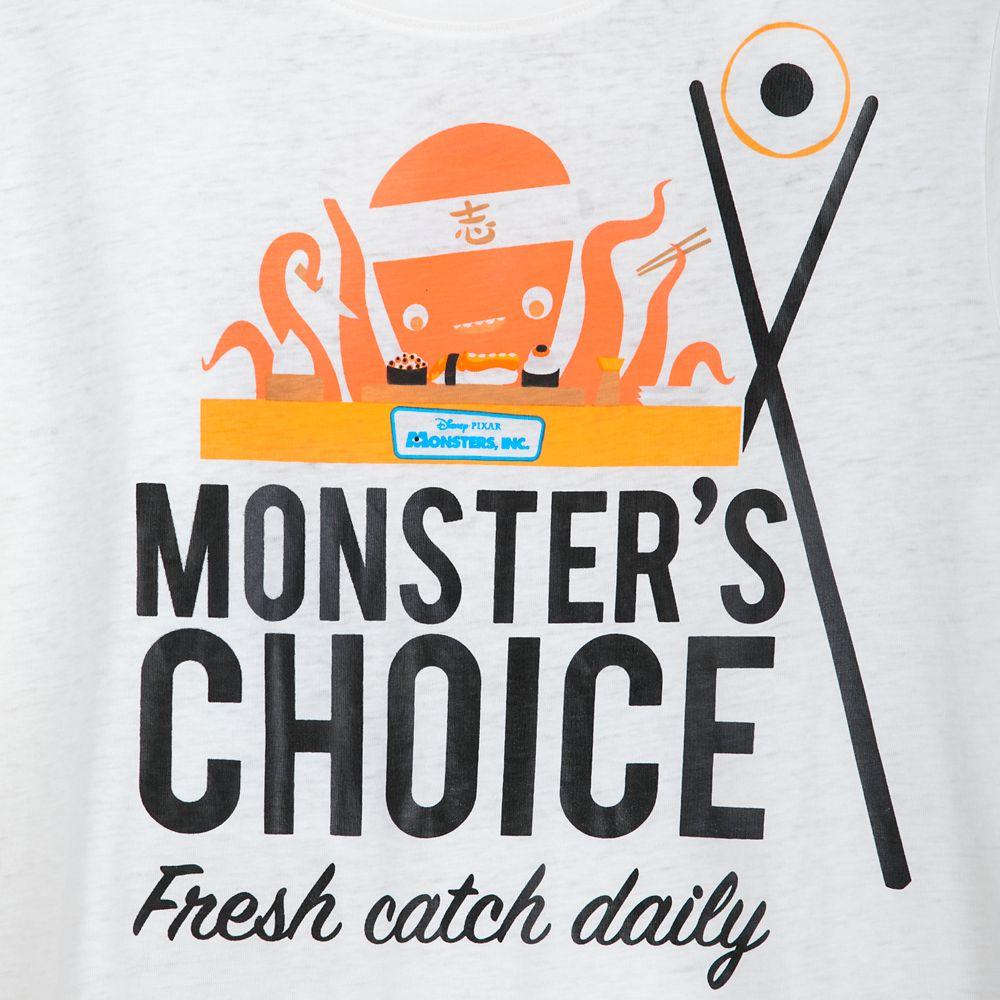 Monsters, Inc. ''Monster's Choice'' T-Shirt for Women