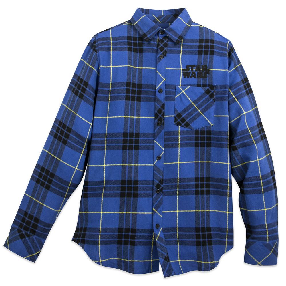 Max Rebo Band Flannel Shirt for Adults – Star Wars