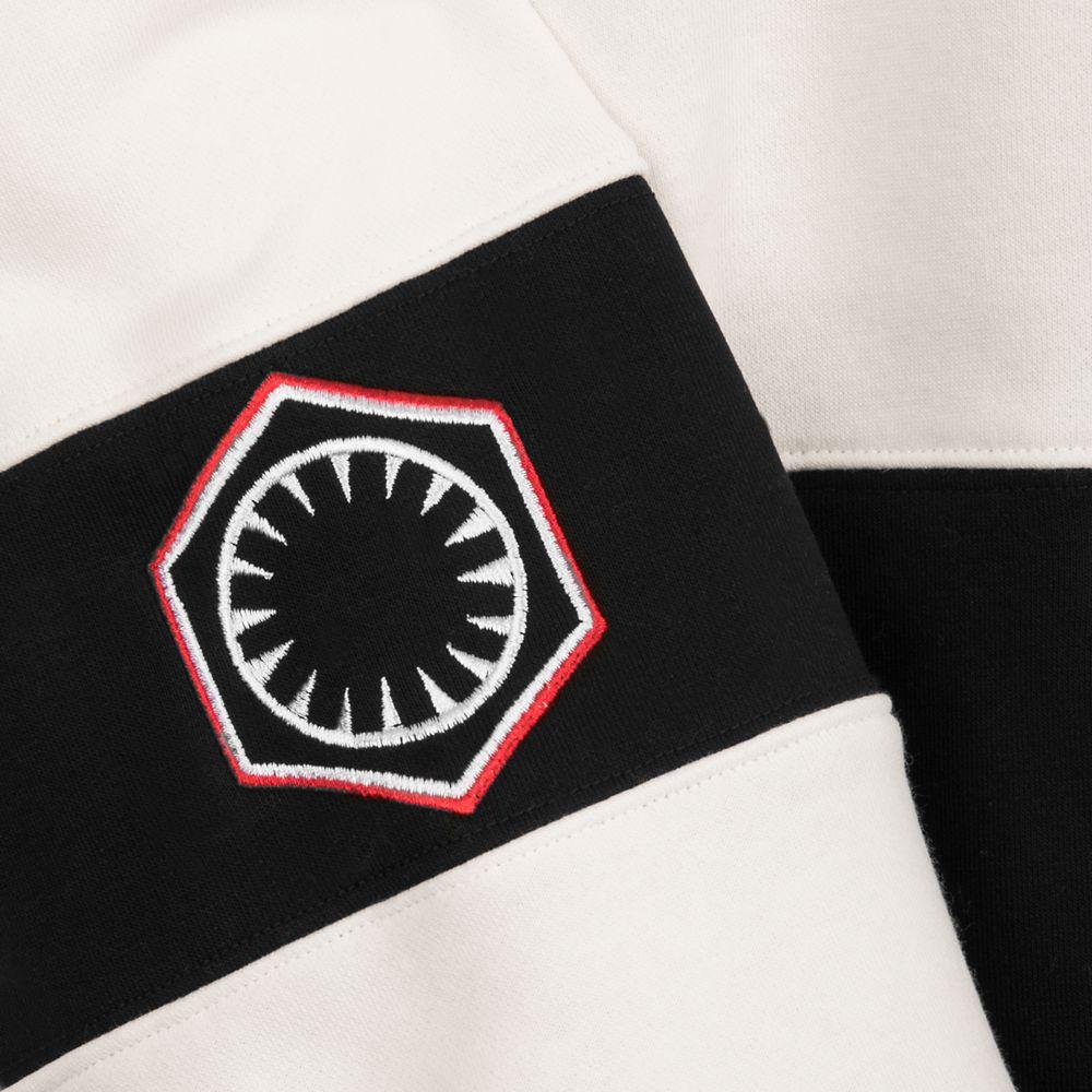 Kylo Ren Supreme Leader Hooded Pullover Sweatshirt for Adults – Star Wars: The Rise of Skywalker