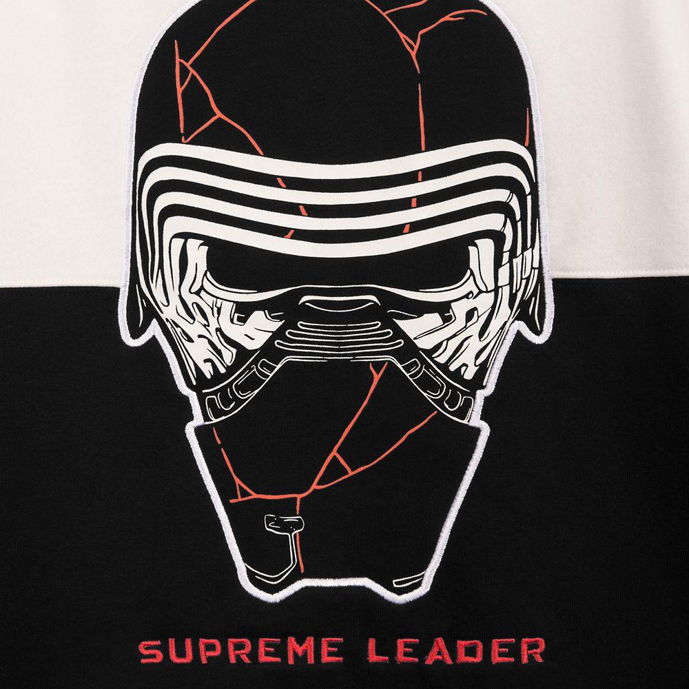 Kylo Ren Supreme Leader Hooded Pullover Sweatshirt For Adults Star Wars The Rise Of Skywalker Shopdisney