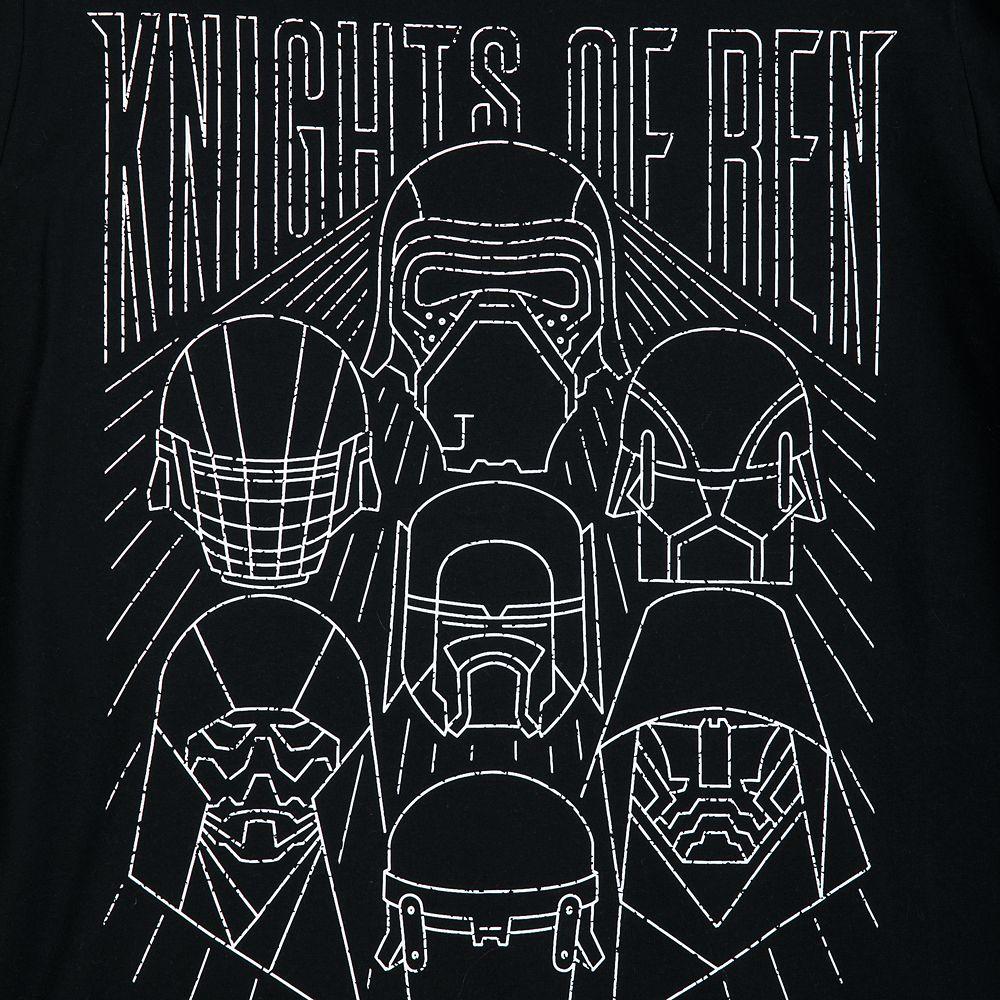 Knights of Ren Long Sleeve T-Shirt for Men – Star Wars: The Rise of Skywalker