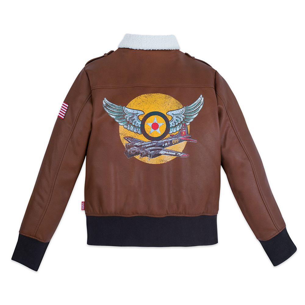 Marvel's Captain Marvel Bomber Jacket for Women