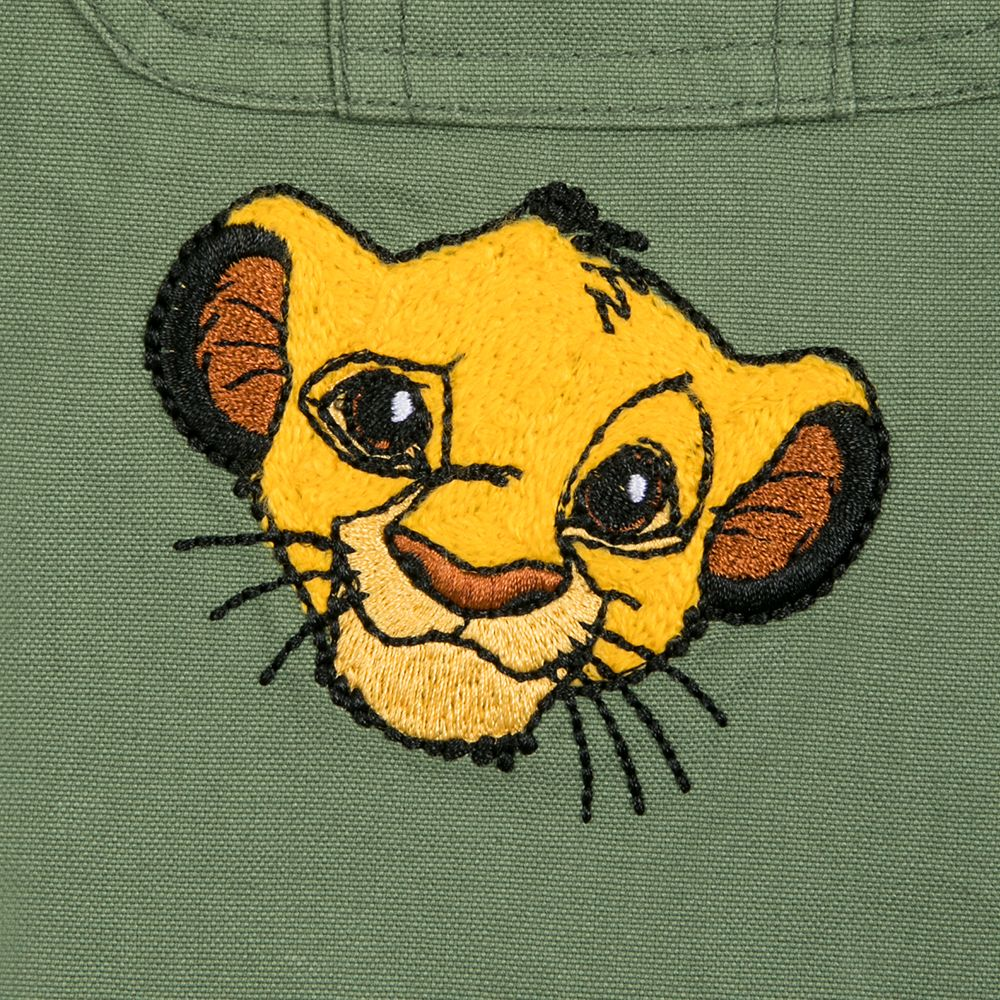The Lion King Woven Jacket for Women