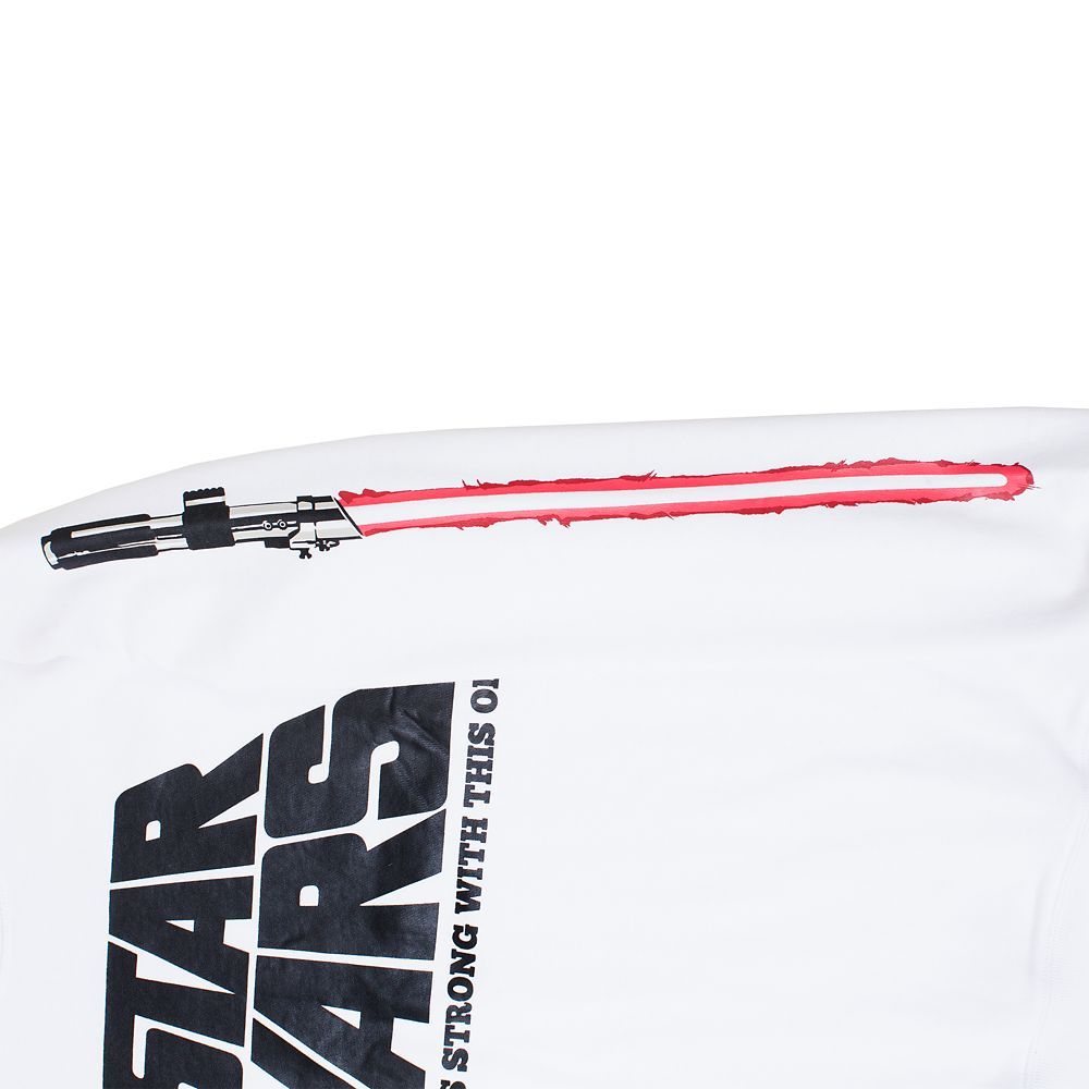 Star Wars ''The Force Is Strong'' Pullover for Adults by Cakeworthy