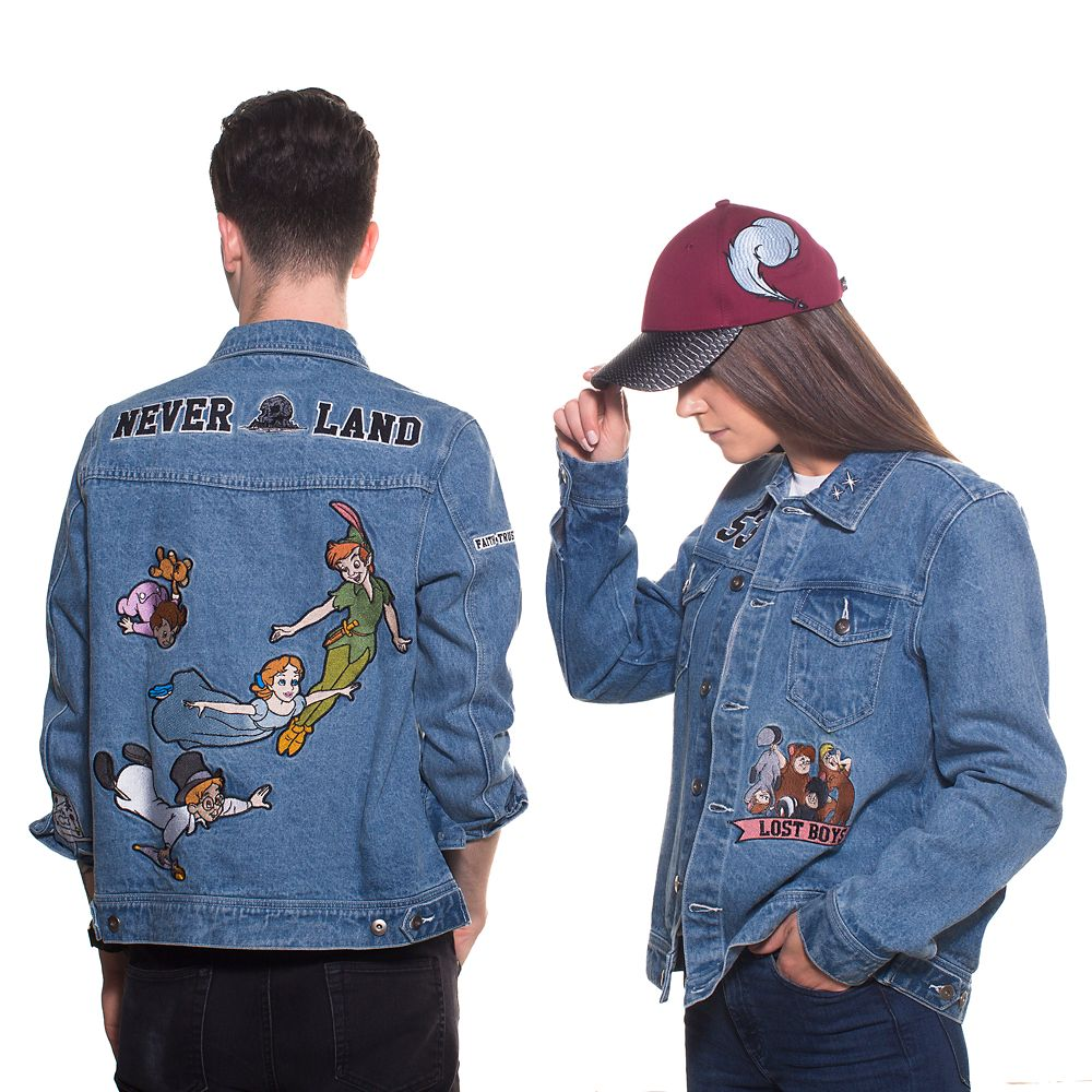 Peter Pan Never Land Jacket for Adults by Cakeworthy