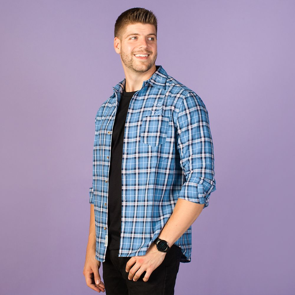 Olaf Flannel Shirt for Adults by Cakeworthy – Frozen