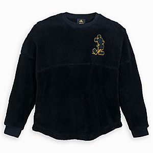 Mickey The True Original Sherpa Spirit Jersey for Adults - Gold Collection