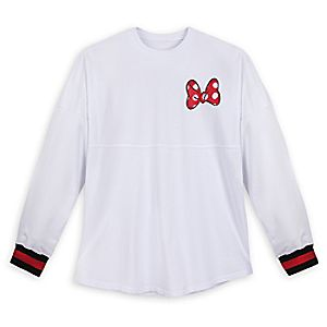 Minnie Mouse Spirit Jersey for Women