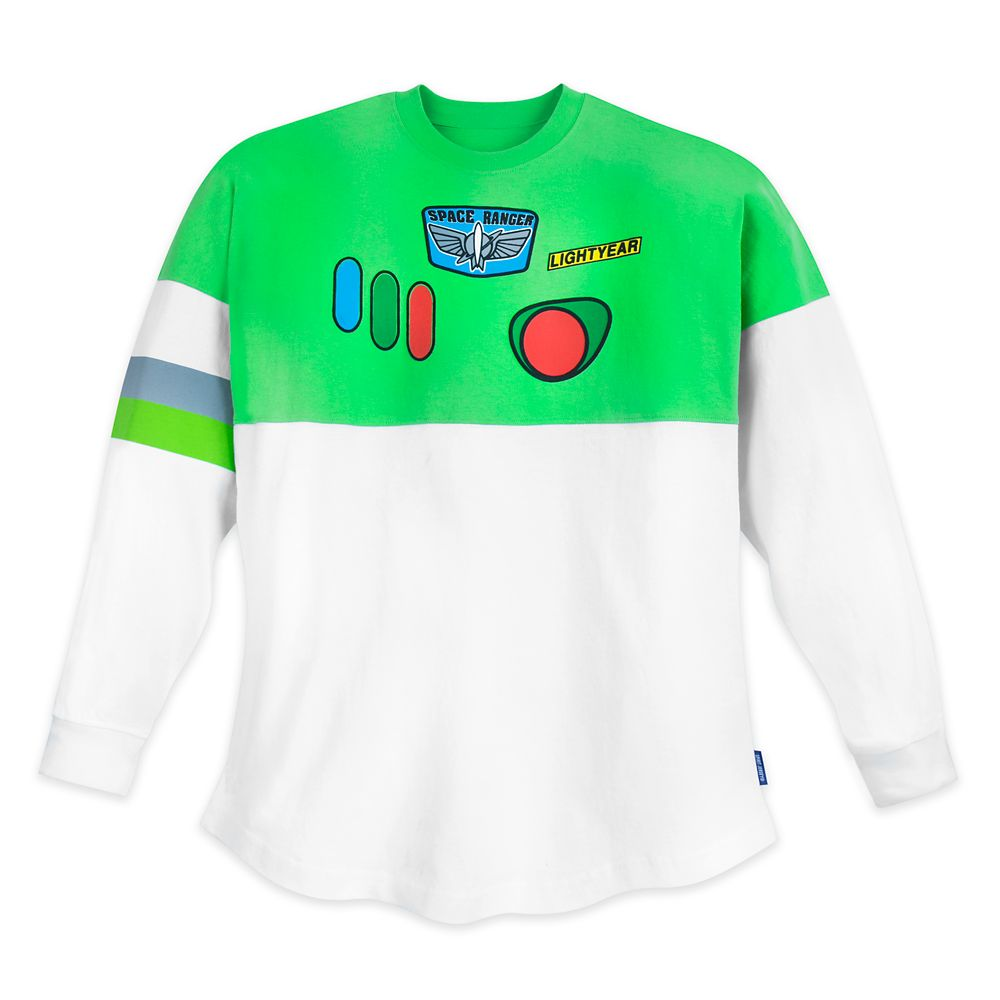 Buzz Lightyear Spirit Jersey for Adults