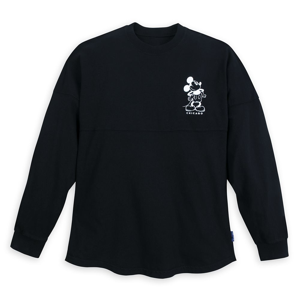 shopdisney.com - Mickey Mouse Spirit Jersey for Adults  Chicago Official shopDisney 59.95 USD