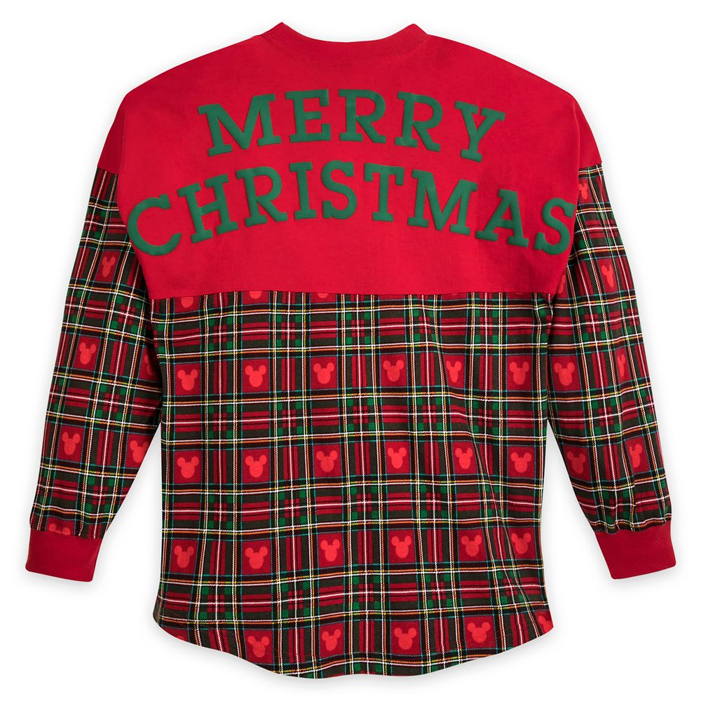 Mickey Mouse Merry Christmas Spirit Jersey for Adults - $59.95