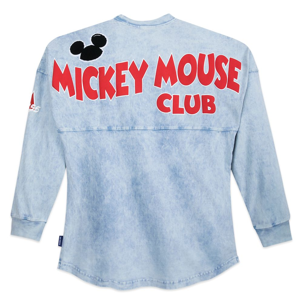 The Mickey Mouse Club Spirit Jersey for Adults