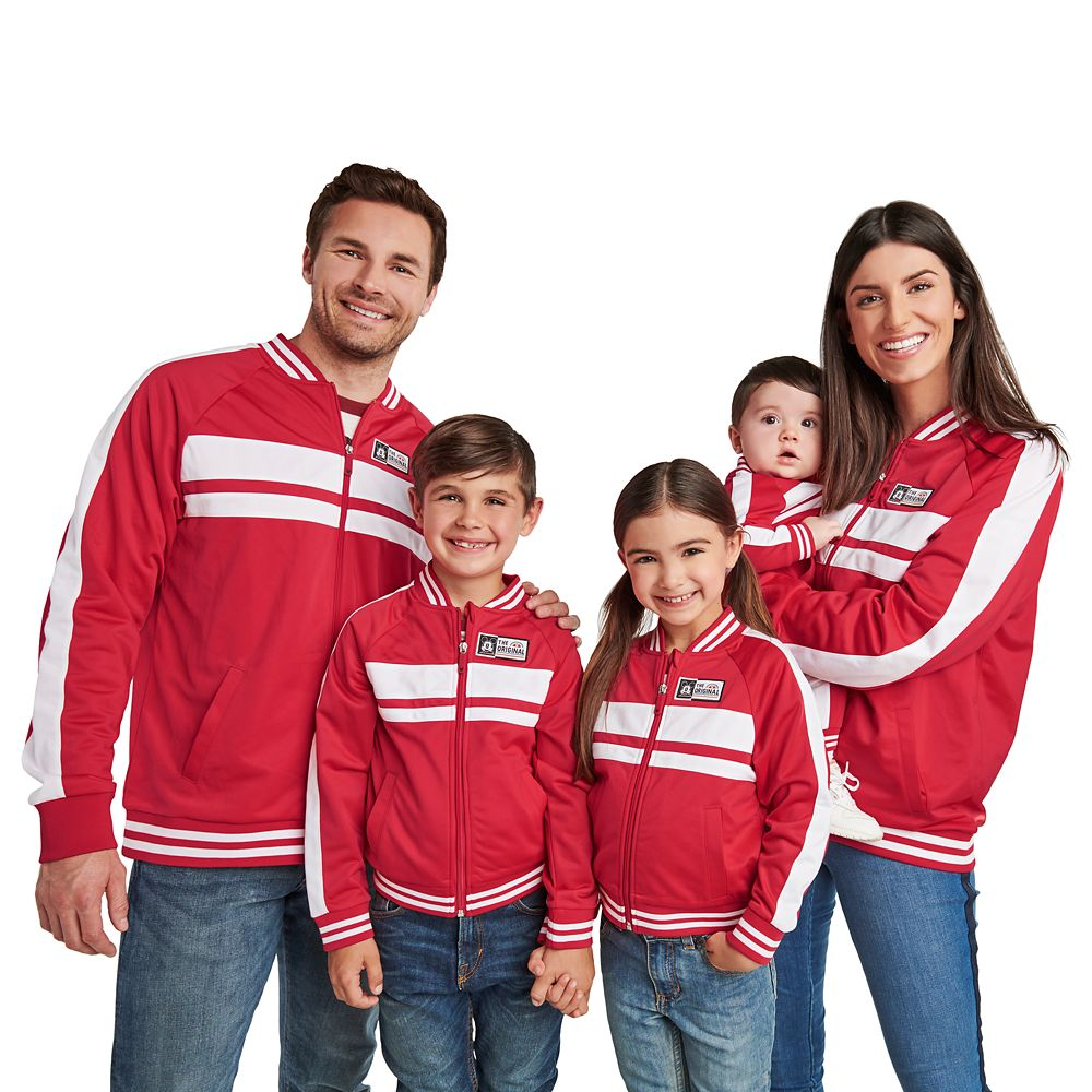 Mickey Mouse Track Jacket for Adults