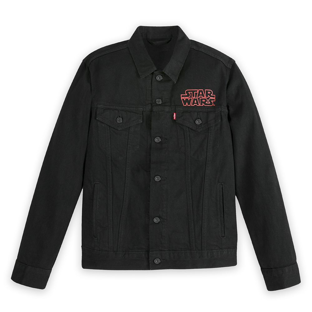 Darth Vader Denim Jacket for Men by Levi's – Star Wars