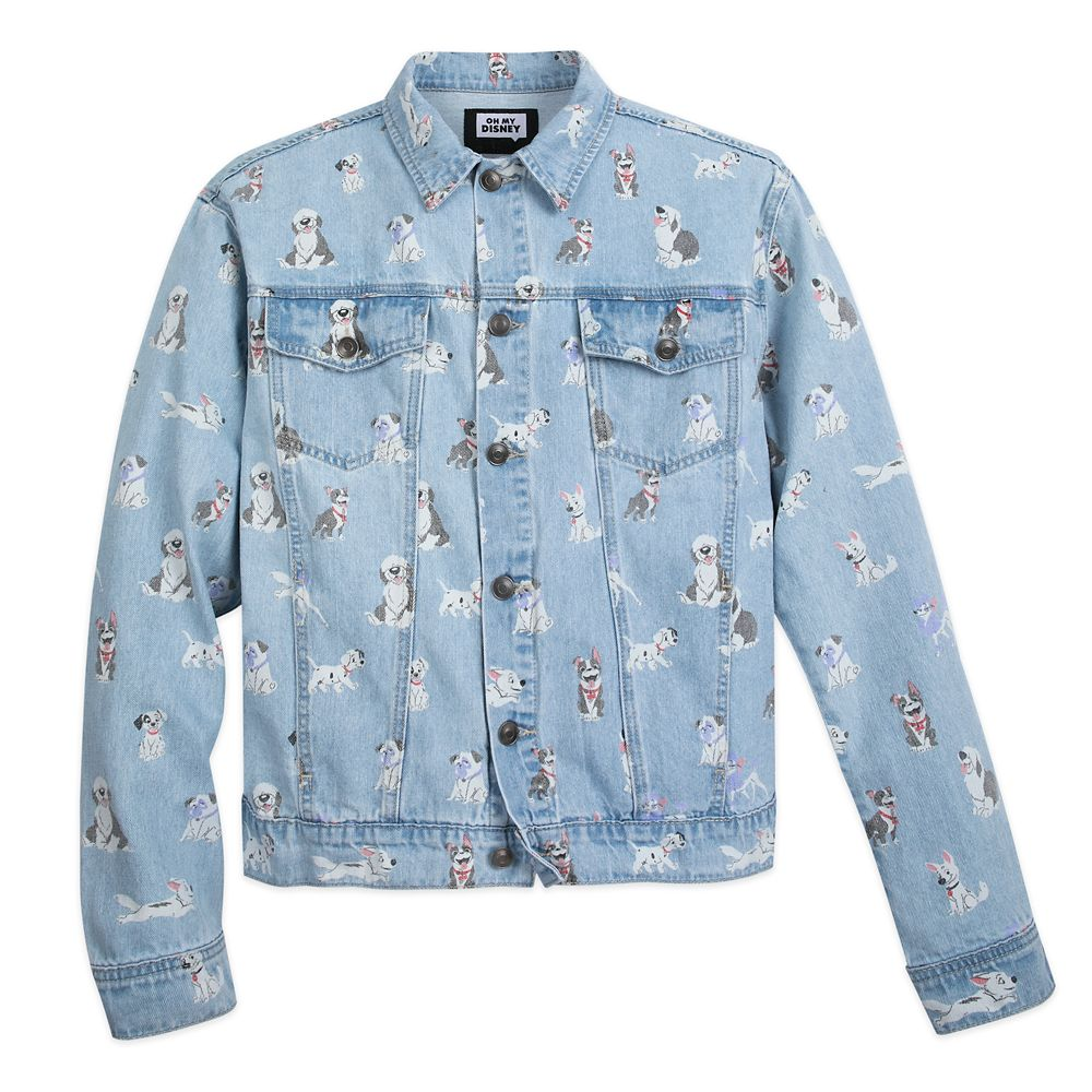Disney Dogs Denim Jacket for Women – Oh My Disney