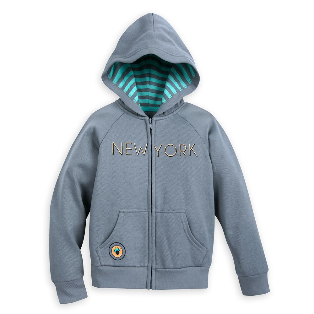 Minnie Mouse Statue of Liberty Hoodie for Girls – New York City