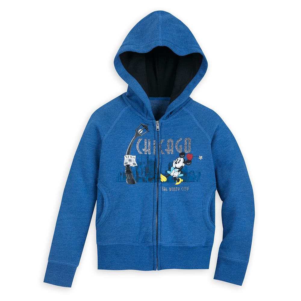 Minnie Mouse Hoodie for Girls – Chicago