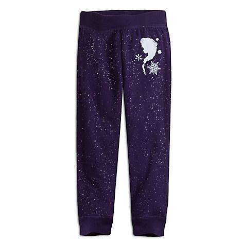 Elsa Fleece Pants for Kids