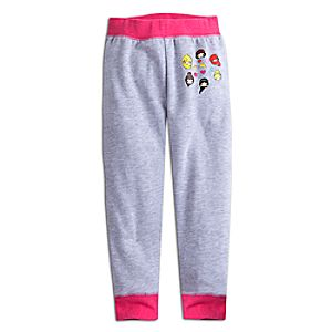 Disney Princess Fleece Pants for Kids