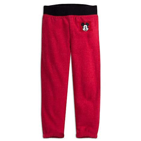 Mickey Mouse Fleece Pants for Kids