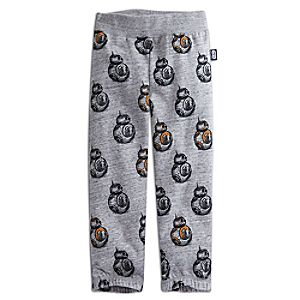 BB-8 Fleece Pants for Kids - Star Wars: The Force Awakens