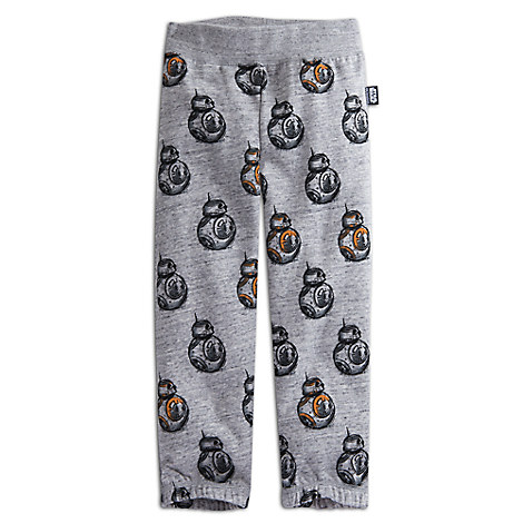 BB-8 Fleece Pants for Kids - Star Wars: The Force Awakens