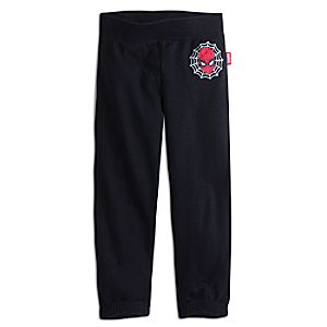 Spider-Man Fleece Pants for Kids