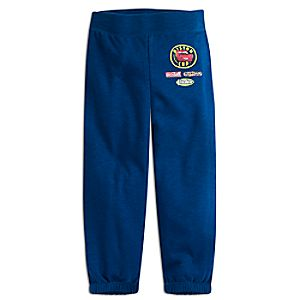 Lightning McQueen Fleece Pants for Kids