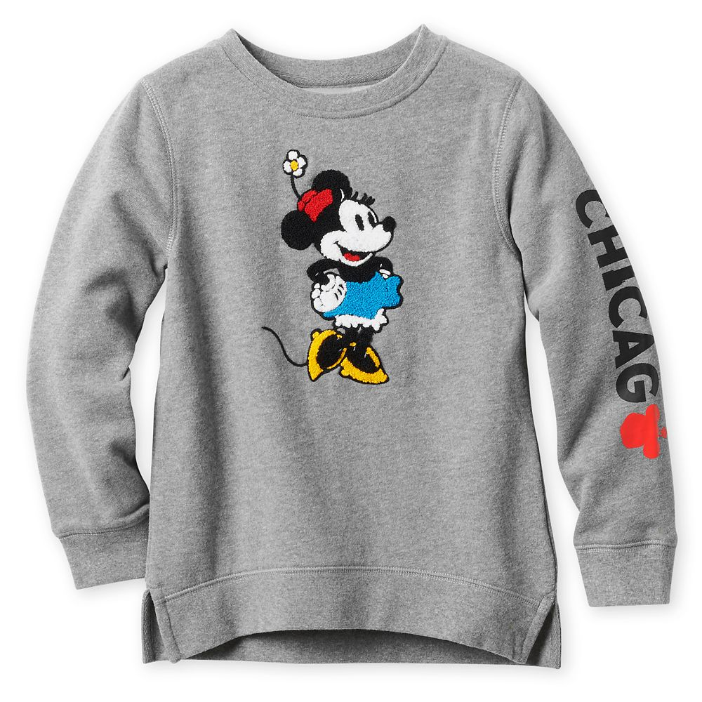 Minnie Mouse Sweatshirt for Girls – Chicago
