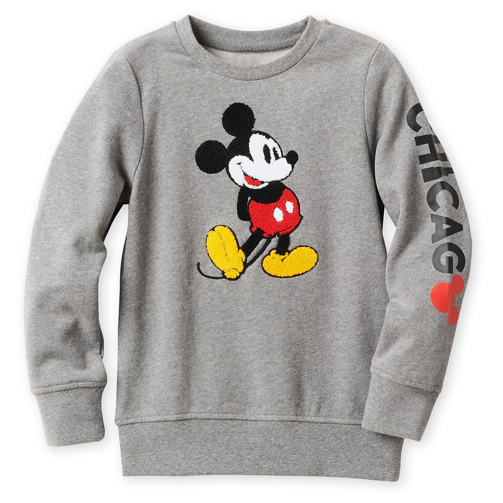 Mickey Mouse Sweatshirt for Boys – Chicago