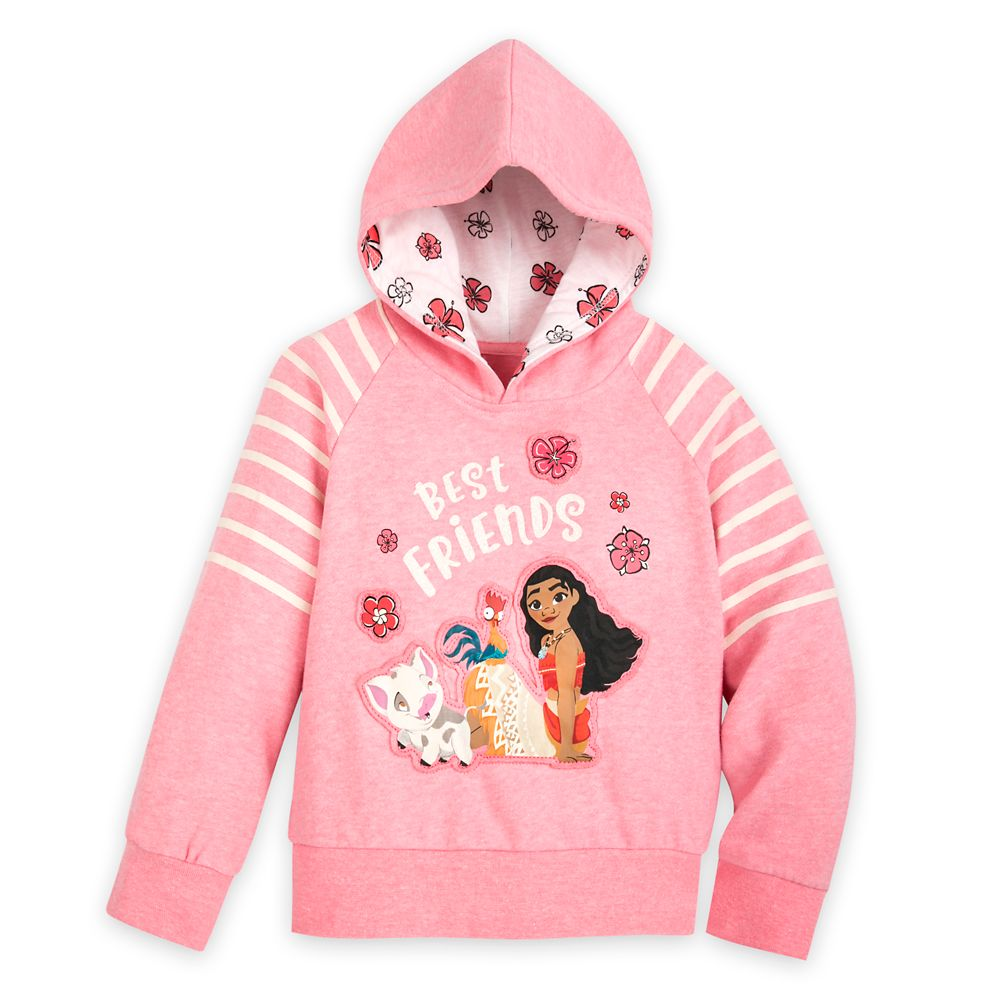 Moana Pullover Hoodie for Girls