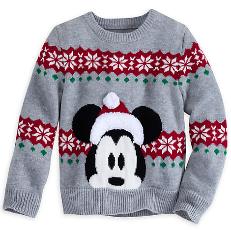 Mickey Mouse Holiday for Boys