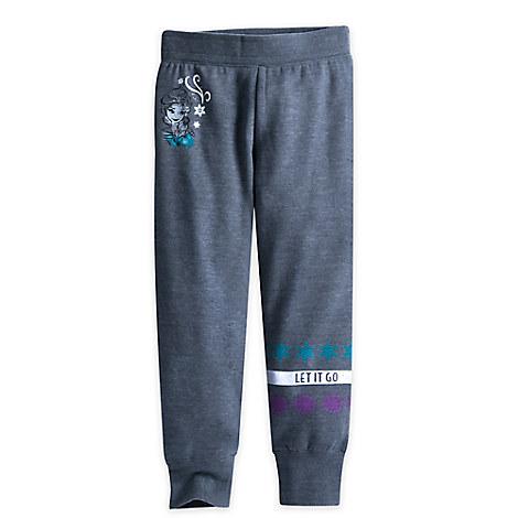 Frozen Sweatpants for Girls