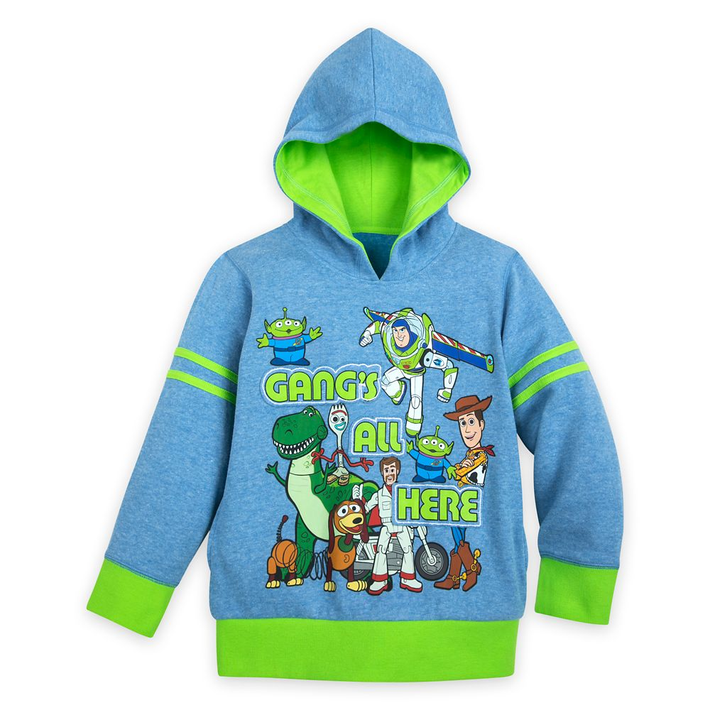 Toy Story 4 Pullover Hoodie for Boys