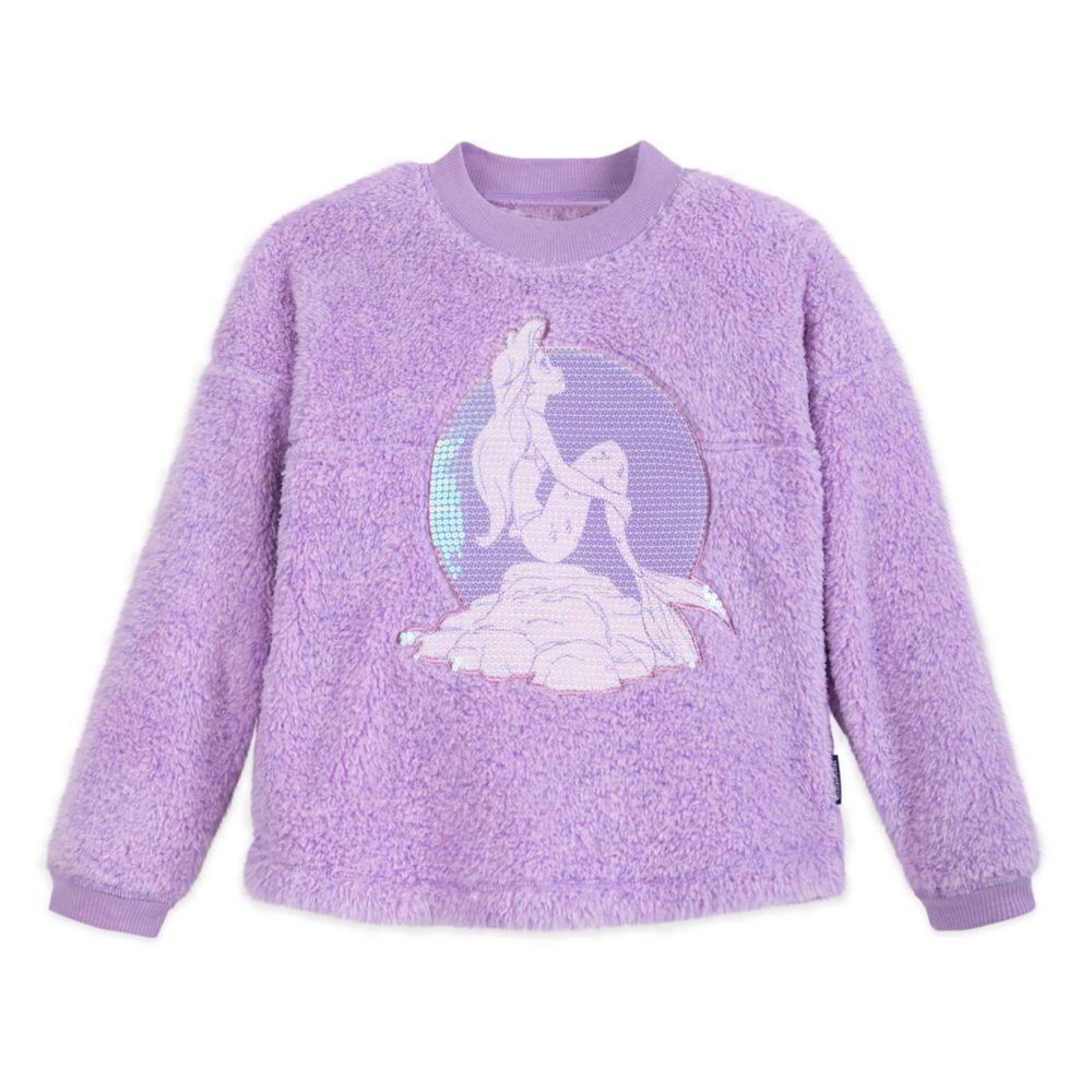 The Little Mermaid Anniversary Spirit Jersey for Kids