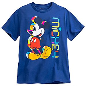 Mickey Mouse Tee for Men - Summer Fun