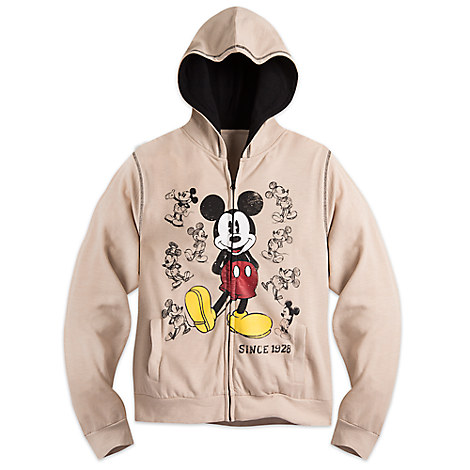 Mickey Mouse Hoodie for Men